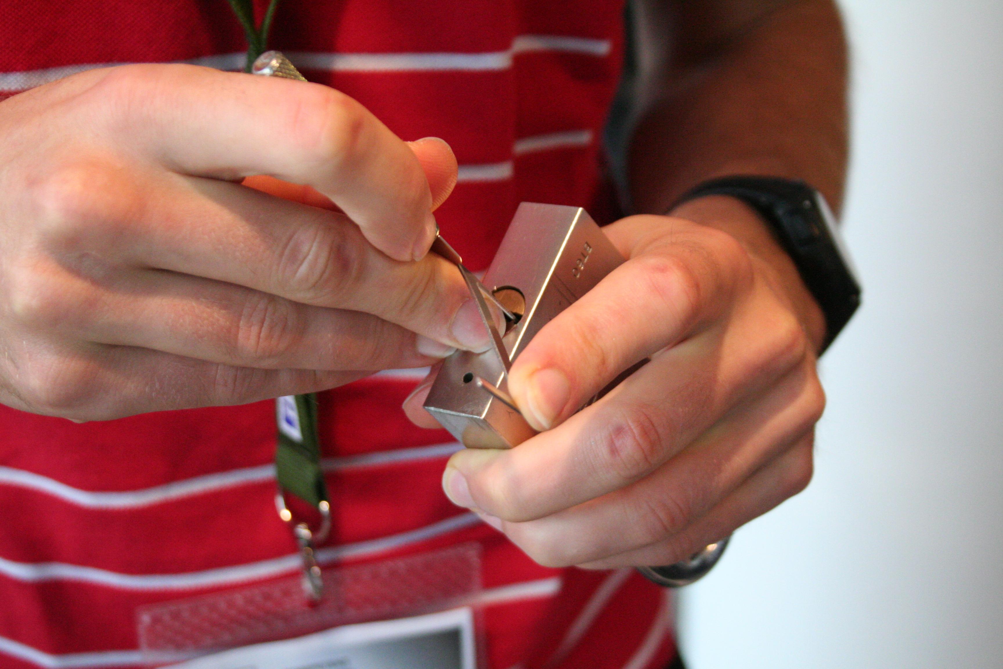 Lockpicking Verein